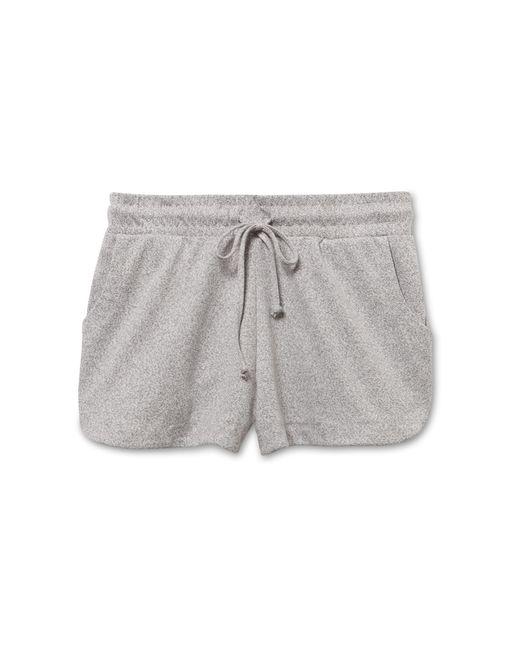 Alternative Apparel | Metallic Runner Heavyweight Mock Twist Shorts | Lyst