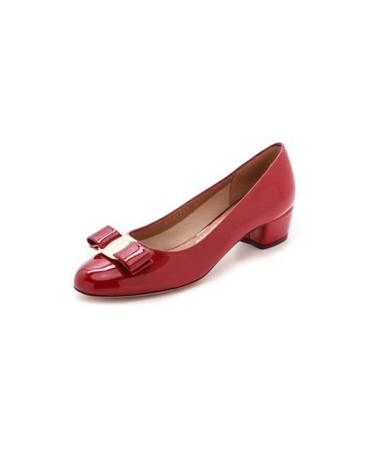 Find great deals on eBay for red low heel shoes. Shop with confidence.