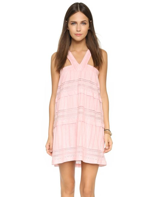 d.RA | Pink Shanna Dress | Lyst
