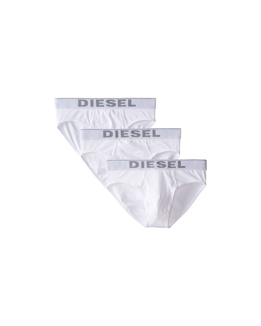 DIESEL | White Blade Underpants 3-pack Ntga for Men | Lyst