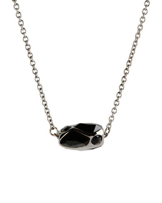 Atelier Swarovski | Black Necklace | Lyst