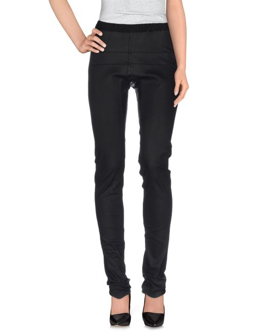Rick Owens | Black Casual Pants | Lyst