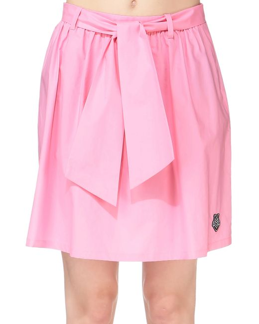 moschino midi skirt maxi skirt in pink save 41