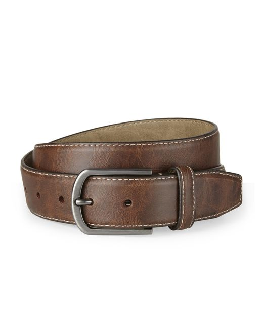 Steve Madden | Brown Vintage-Inspired Belt for Men | Lyst