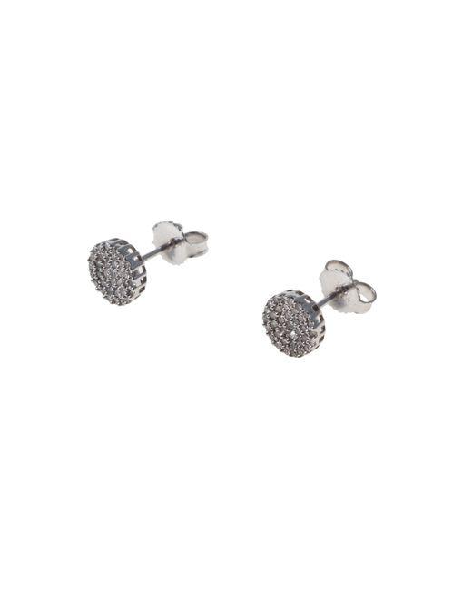 Demitasse   Metallic Demi Dot Earing   Lyst
