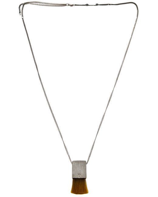 Bjorg | Metallic Bronze Necklace | Lyst