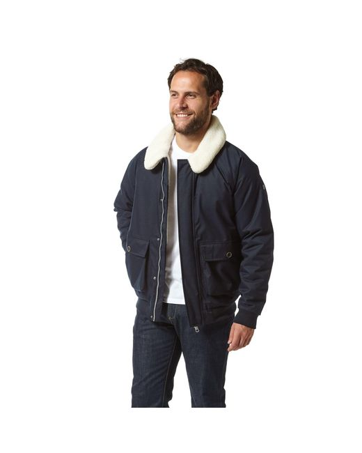 Craghoppers - Blue Augustus Jacket for Men - Lyst
