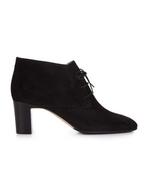 Hobbs - Black 'patricia' Ankle Boots - Lyst