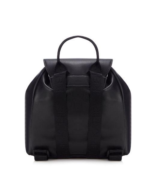 Kendall + Kylie Black  poppy  Mini Backpack in Black - Lyst 4bbfa3c779