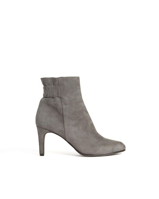 Phase Eight - Gray Grey Jenny Ankle Boots - Lyst