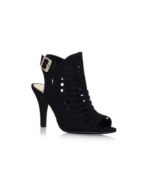 Nine West - Black 'suite' High Heel Sandals - Lyst