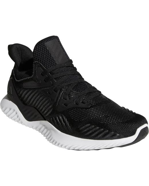 ed69dc437 ... Adidas - Black Alphabounce Beyond Running Shoes for Men - Lyst ...