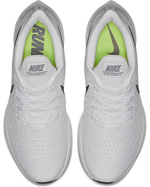 044c1088e24 ... Nike - Gray Air Zoom Pegasus 35 Running Shoes for Men - Lyst ...