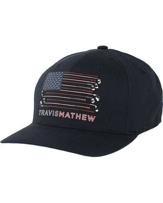 ... Travis Mathew - Blue Fitzjohn Golf Hat for Men - Lyst b210ad4ce737