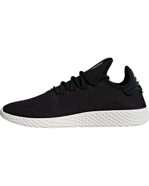 9cf5068ed7996 ... Adidas - Black Originals Pharrell Williams Tennis Hu Shoes for Men -  Lyst ...