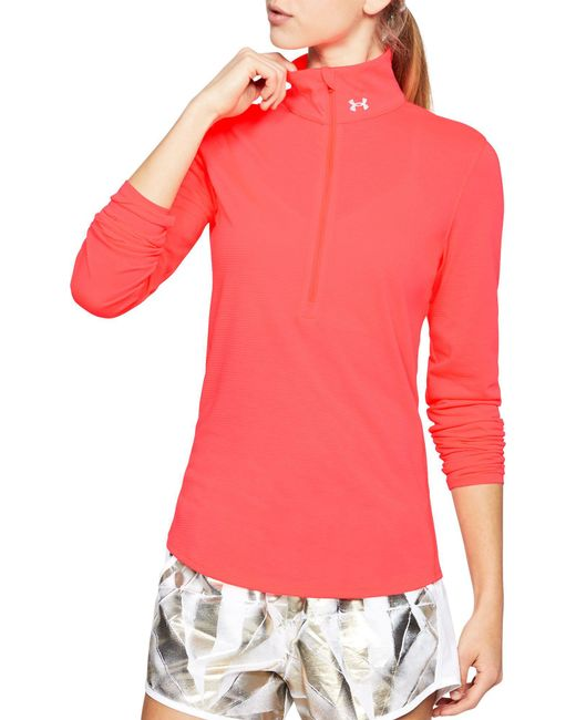 Under Armour - Multicolor Threadborne Streaker Half-zip Long Sleeve Running Shirt - Lyst