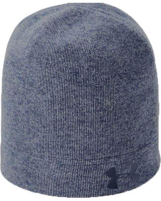 aab544472b2 Under Armour - Blue Sweater Fleece Beanie for Men - Lyst ...