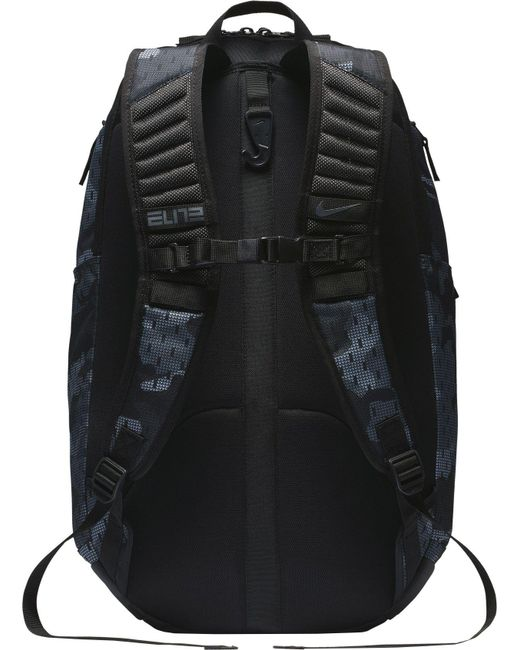 39482a608a ... Nike - Multicolor Hoops Elite Pro Camo Basketball Backpack for Men -  Lyst ...