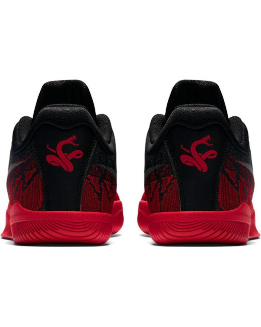 36f1bdf4fb1 ... Nike - Red Kobe Mamba Rage Premium Basketball Shoes for Men - Lyst