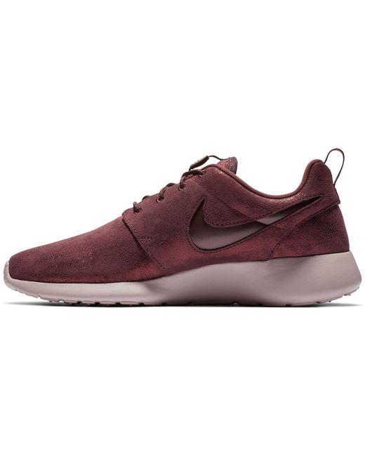 752620b2ee497 ... Nike - Purple Roshe One Premium Shoes - Lyst ...