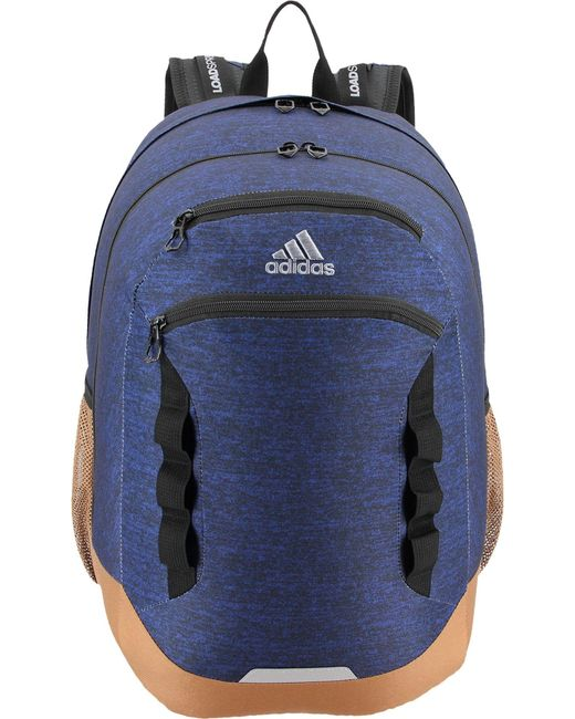 ... Adidas - Blue Excel Iii Backpack for Men - Lyst ... 732fc002c9add
