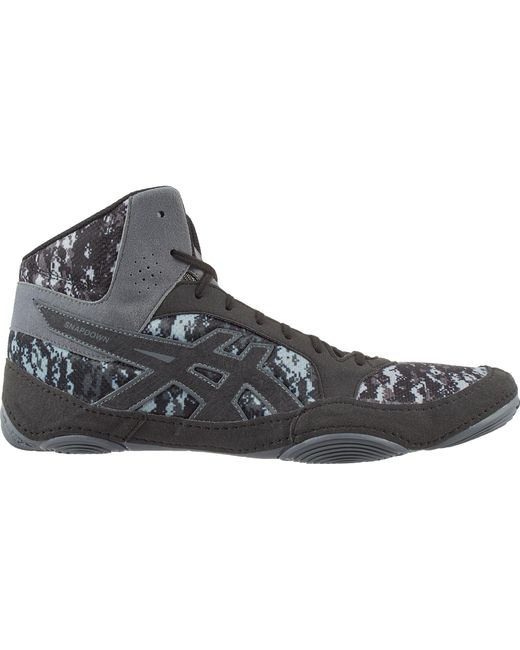 Asics - Gray Snapdown 2 Wrestling Shoes for Men - Lyst