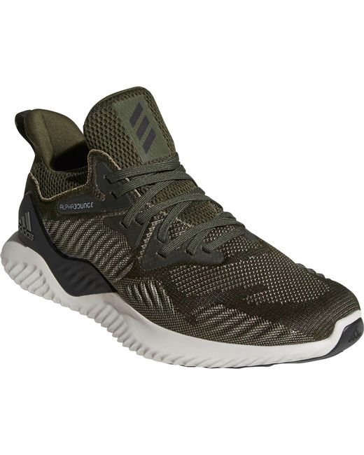 7ddc2a8a0 ... Adidas - Black Alphabounce Beyond Running Shoes for Men - Lyst