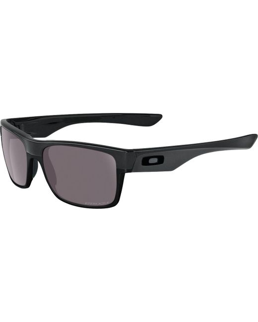 e1461b86aa Oakley - Black Prizm Daily Polarized Twoface Covert Sunglasses for Men -  Lyst ...