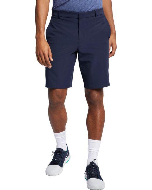 7bcaa3141495 Nike - Blue Hybrid Golf Shorts for Men - Lyst ...