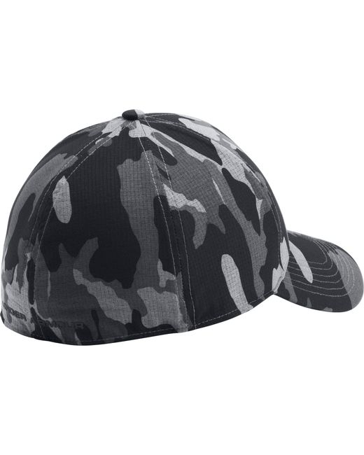 ... Under Armour - Black Airvent Core Hat for Men - Lyst aa293c1574f