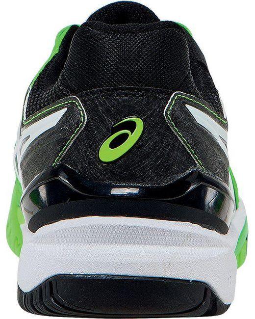 Lyst Asics Gel 19209 resolution Lyst 6 Chaussures de tennis en en vert pour homme d08fef1 - freemetalalbums.info