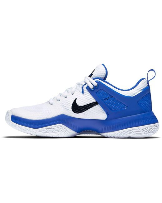 c3361b04c41b5 Nike - Blue Air Zoom Hyperace Volleyball Shoes for Men - Lyst .