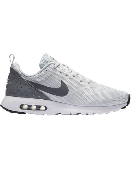 the best attitude 3cd9c 0cc8b ... closeout nike white air max tavas shoes for men lyst c0b0e fa761 ...