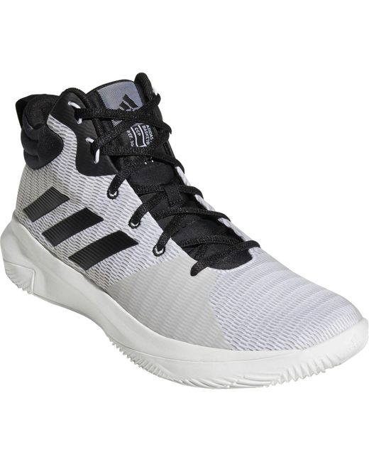 separation shoes ab23e f1892 ... Adidas - White Pro Elevate 2018 Basketball Shoes for Men - Lyst ...