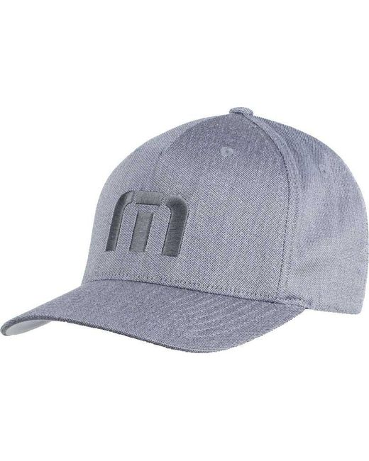 Travis Mathew - Gray Van Dyke Golf Hat for Men - Lyst ... b54532a9fc9b