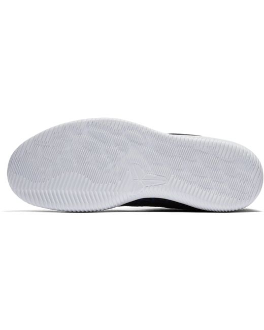 c1f30168fdd ... Nike - Blue Kobe Mamba Rage Basketball Shoes for Men - Lyst ...