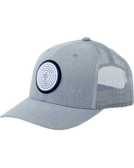 Travis Mathew - Gray Trip L Golf Hat for Men - Lyst ... ecdb3d047aac