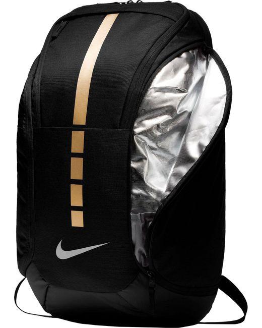 Nike Black Hoops Elite Pro Basketball Backpack For Men Lyst