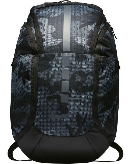 faac67ad8988 Nike - Multicolor Hoops Elite Pro Camo Basketball Backpack for Men - Lyst  ...