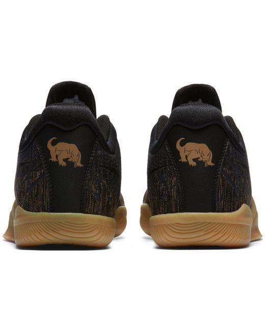 531ab8acc6a ... Nike - Black Kobe Mamba Rage Premium Basketball Shoes for Men - Lyst