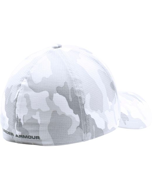 ... Under Armour - White Airvent Core Hat for Men - Lyst ... 7957a9e7b67