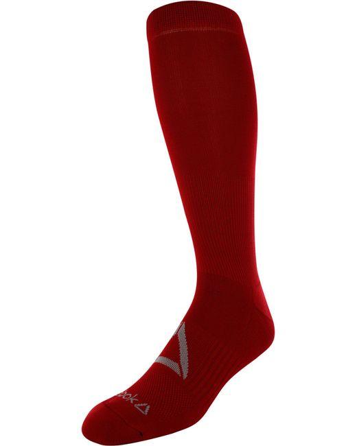 Reebok - Red All Sport Athletic Knee High Socks for Men - Lyst