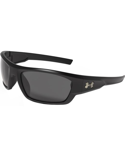 8fecedd4df Under Armour - Black Force Storm Polarized Sunglasses for Men - Lyst ...
