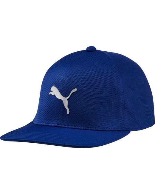 339e9eaabd1ef ... PUMA - Blue Evoknit Pro Golf Hat for Men - Lyst