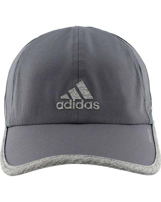 9d680a6e932 ... Adidas - Gray Superlite Hat for Men - Lyst ...