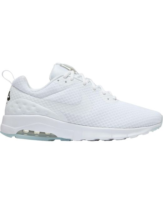 52d531a36896 Nike - White Air Max Motion Shoes for Men - Lyst ...
