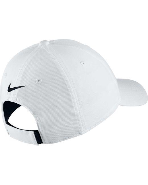 b1f237d8578 ... Nike - White 2018 Legacy91 Tech Golf Hat for Men - Lyst ...