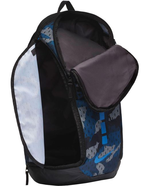 ... Nike - Blue Hoops Elite Pro Camo Basketball Backpack for Men - Lyst ... d60a266f971a2