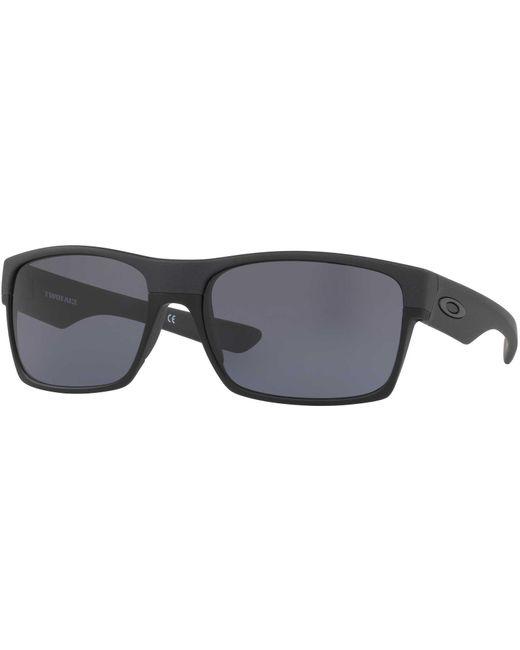 4c8ff92eeea Oakley - Gray Twoface Sunglasses for Men - Lyst ...