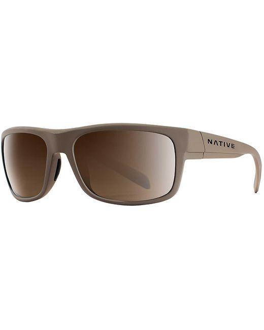 df94e4cf95 Native Eyewear - Brown Ashdown Sunglasses for Men - Lyst ...
